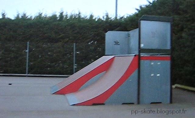 skatepark Chambray