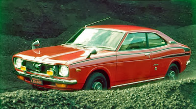 Subaru Leone. Subaru SVX punto es