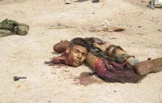 Masacre de Haditha-Irak, corroborada por documentos encontrados en un basurero por un periodista del New York Times