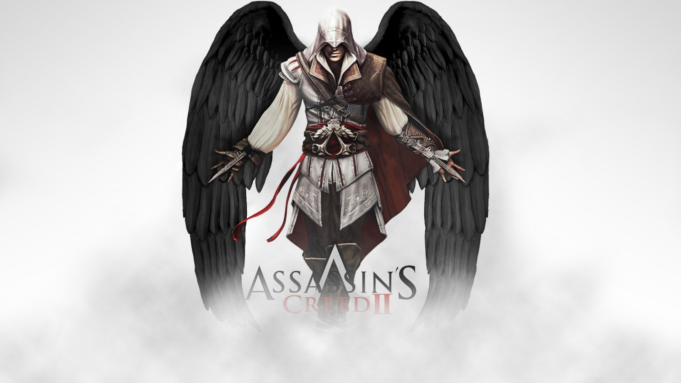http://4.bp.blogspot.com/-0r5z_SERCF4/T6tjk26JVwI/AAAAAAAAQsA/LUl8PuP2Sqg/s1600/assassins_creed_2_ezio_simple__wallpaper_1366x768.jpg