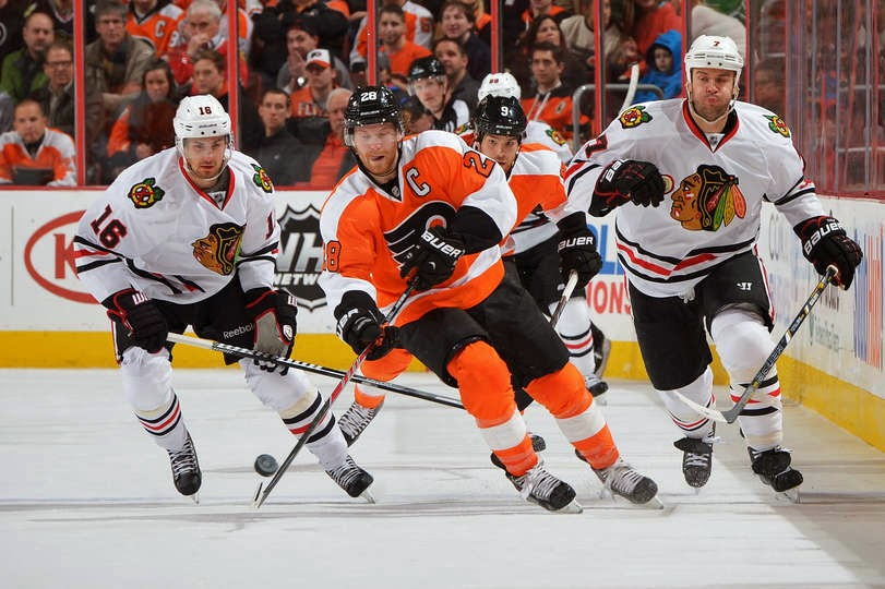 Claude Giroux Should Be The Front Runner For The Hart Trophy