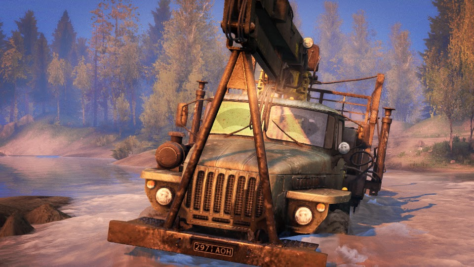 Spintires review