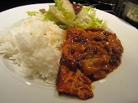 Dairyfree Chicken Rice Daiya Milkfree Enchilada