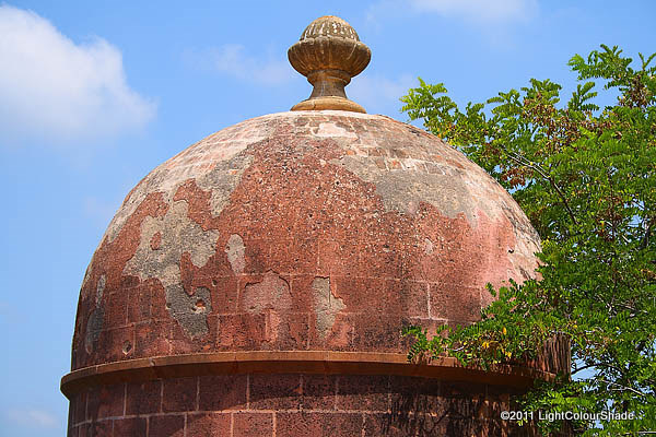 Turret dome