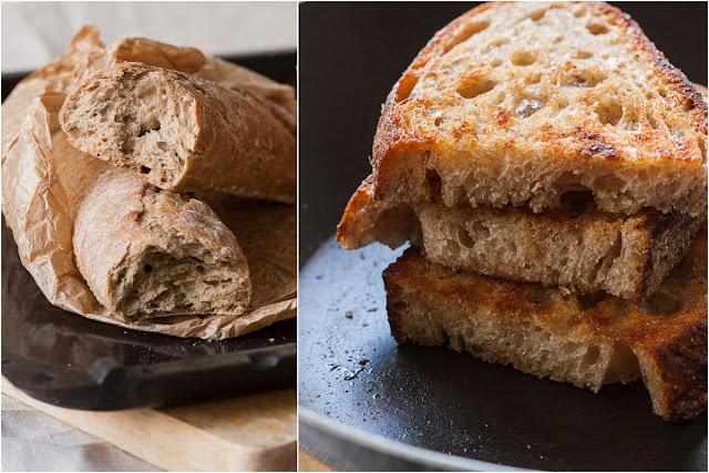 Dva načina kako da osvježite stari hleb/hljeb/kruh