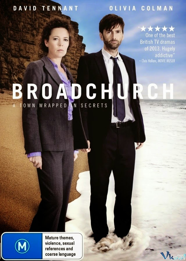 Thị Trấn Ven Biển|| Broadchurch