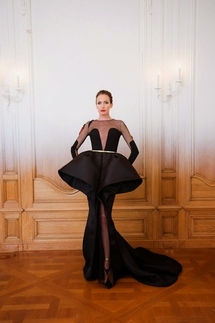stephane rolland evening dress fall winter 2014 2015 collection