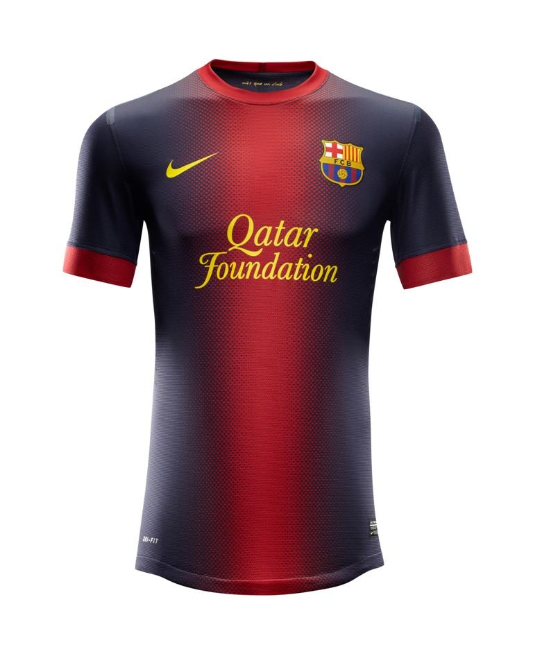 FC BARCELONA - NIKE (LOC Y VIS) 2012-13  a202d1679859d