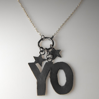 yo necklace