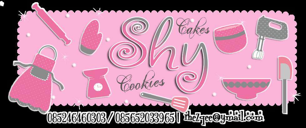Shy Cake & Cookies :: Balikpapan Cakes Personalize & Balikpapan Cakes Online Shop ::