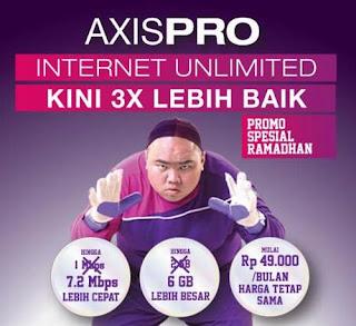 kuota internet axis pro, cek kuota internet axis pro, paket internet axis pro