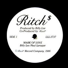 RITCH - jealous 1986