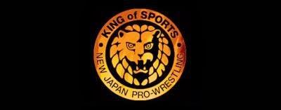 New Japan Pro Wrestling NJPW+Logo