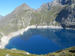 Lacs au dessus de Loudenvielle