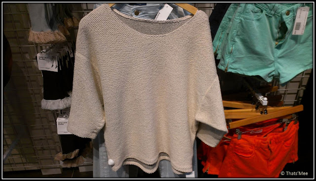 Sweat large American apparel, pop-up store MK2 Bibliothèque