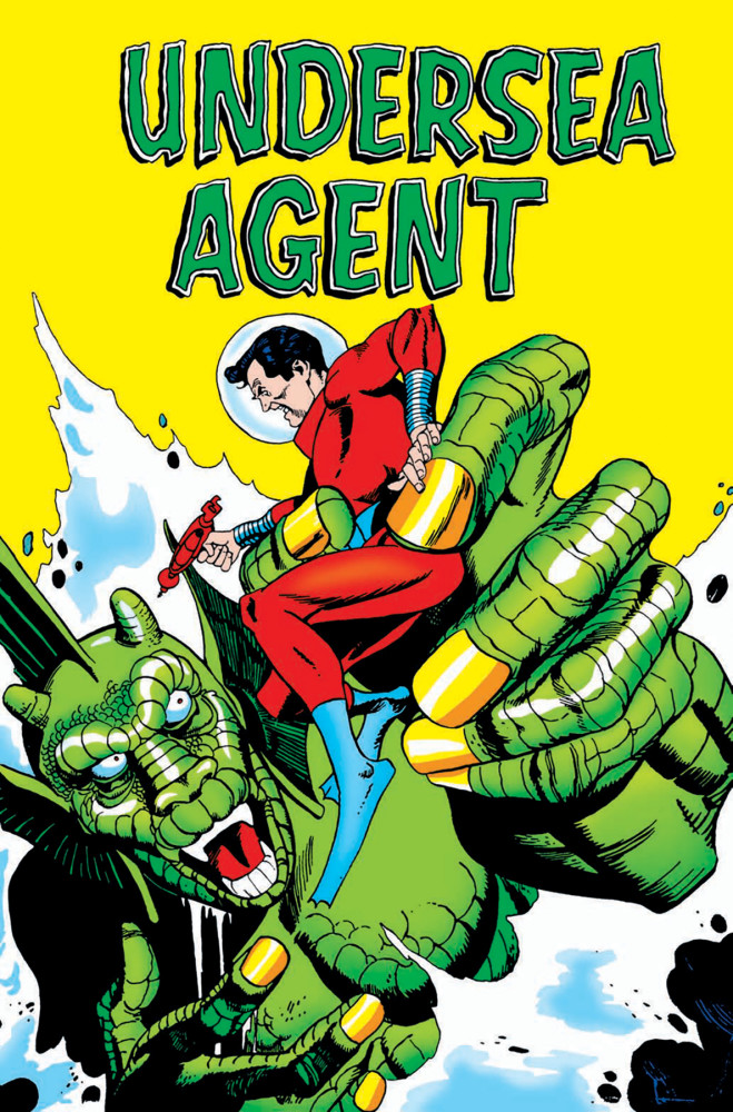 GIL KANE'S UNDERSEA AGENT