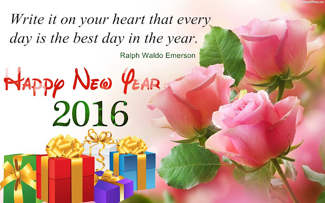New Year 2016 HD Images