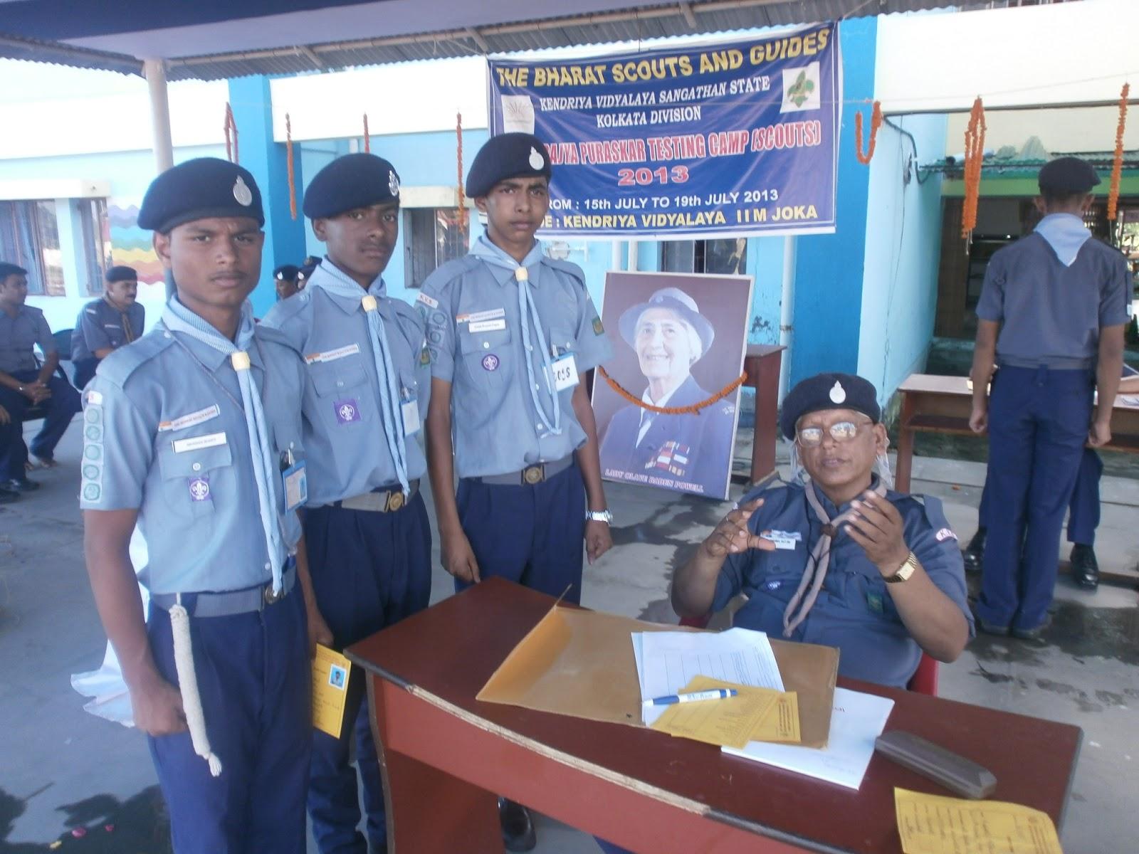 kendriya vidyalaya sangathan bharat scouts guides rajya puraskar rh kvsbsg blogspot com Bharat Scouts And Guides Uniform Logo Scouts And Guides