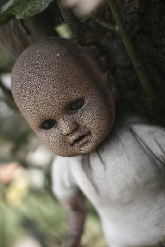 فيلم رعب على أرض الواقع ، في جزيرة الدمي المشوهه .   Island-of-dolls-4%5B2%5D