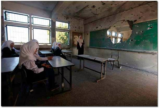 Back to School in Gaza