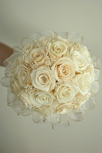 The Wedding Belle Blingy Bouquets