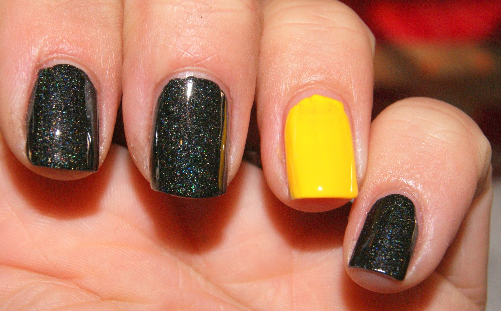 Les secrets d 39 ang le je change la forme de mes ongles je les veux carr s - Forme d ongle ...