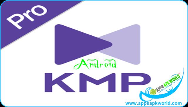 KMPlayer Pro v1.1.1 Mod Patched APK image