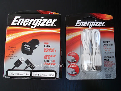 Energizer 10W Car Charger