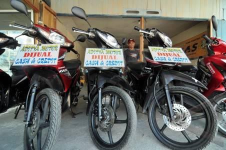 Kredit Motor Verza Bekas Daerah Sampit