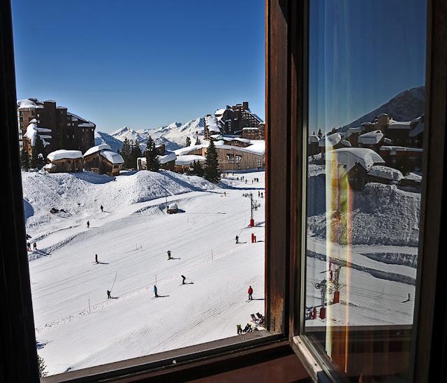Авориаз фестиваль курорт горные лыжи горы солнце снег