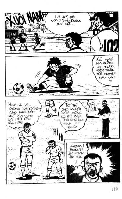 Jindodinho - Đường Dẫn Đến Khung Thành III Tập 26 page 119 Congtruyen24h