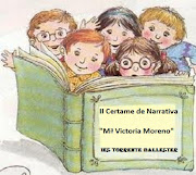 """II Certame de Narrativa """"Mª Victoria Moreno"""""""