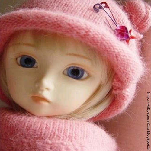 wallpapers of cute dolls