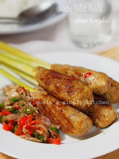 resep sate lilit bali ikan tongkol