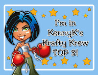 Top 3 @ Kenny K's Krafty Krew