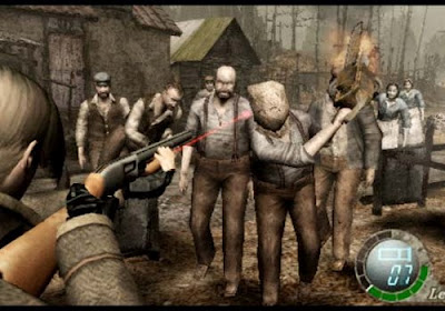 Download Game Resident Evil 4