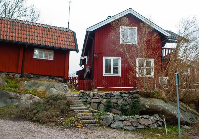 best swedish archipelago Vaxholm sweden