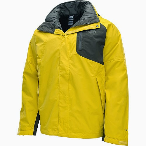 Sports authority coupon 25%: THE NORTH FACE Men's Carto Triclimate Jacket