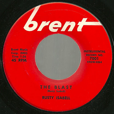 Rusty Isabell - The Blast - Firewater