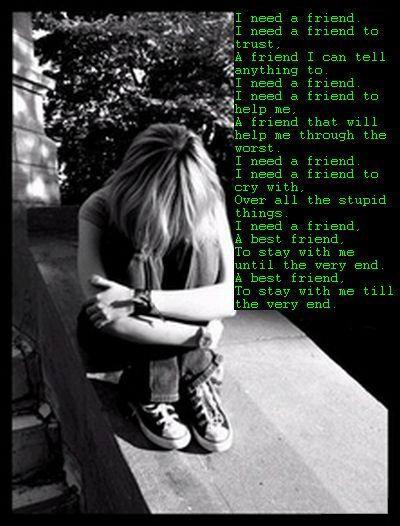 Friendship Quotes Tumblr Sad : Sad love friendship quotes wallpapers true friends