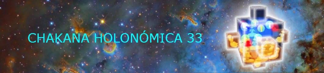 CHAKANA HOLONÓMICA 33