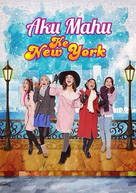 Aku Mahu Ke New York -Part2 Episod 1