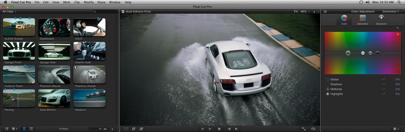 Mac pro studio for Reduire fenetre mac
