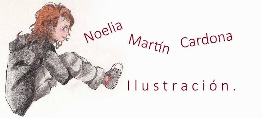 Noelia Martín Cardona Ilustración
