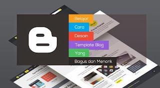 belajar desain SEO blog