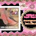 PAP listo para el Tejifácil 8 (reto amistoso) super express: Sandalias desnudas o Barefoot Sandals :)