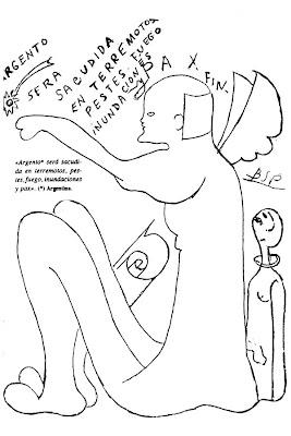 Nostradamus y la Profecía del Cometa A+(77)
