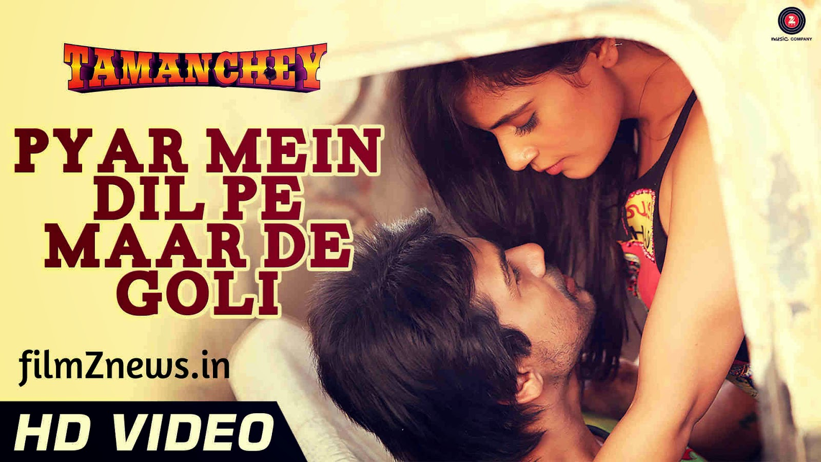 Pyar Mein Dil Pe Maar De Goli Video from Tamanchey (2014) Movie