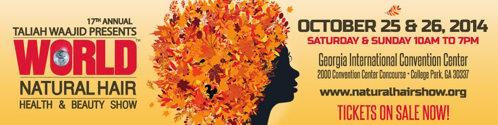 2014 Fall World Natural Hair Health & Beauty Show