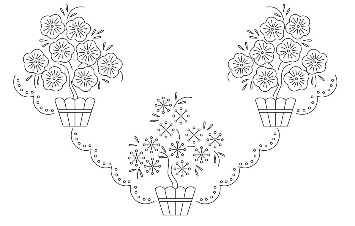 ... para imprimir y colorear moldes de las flores para pintura en tela